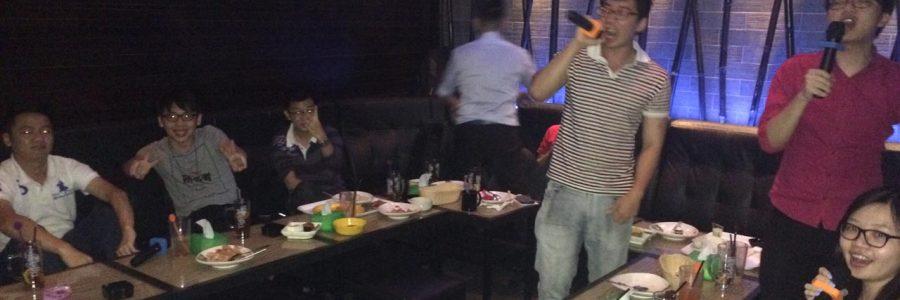 Karaoke 17′