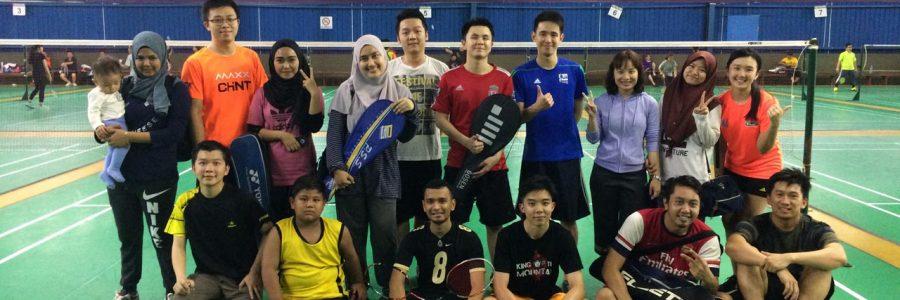 Badminton 17′