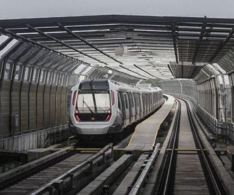 KL MASS RAPID TRANSIT (MRT LINE 1)