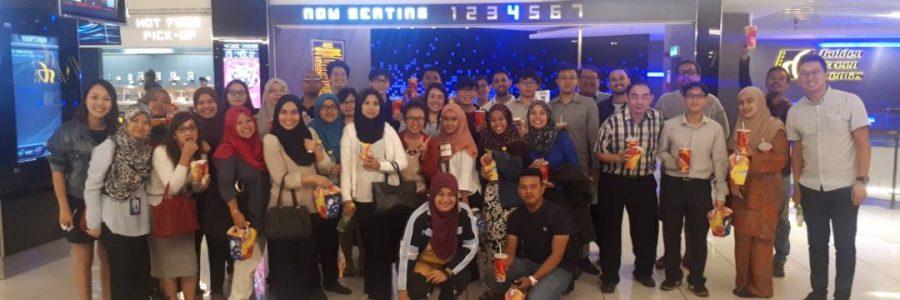 Movie Night 18′