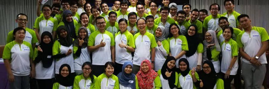 Team building 18′