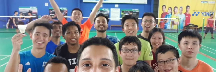 Badminton 18′