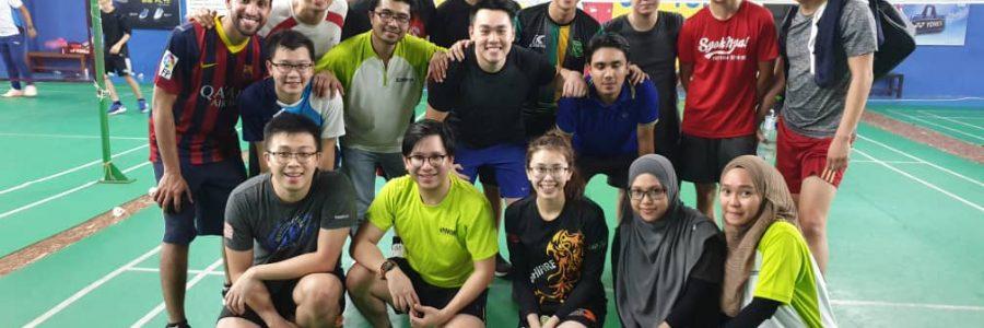 Badminton 19′