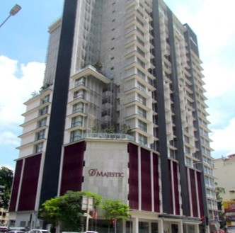 D'MAJESTIC SERVICE APARTMENT AND HOTEL